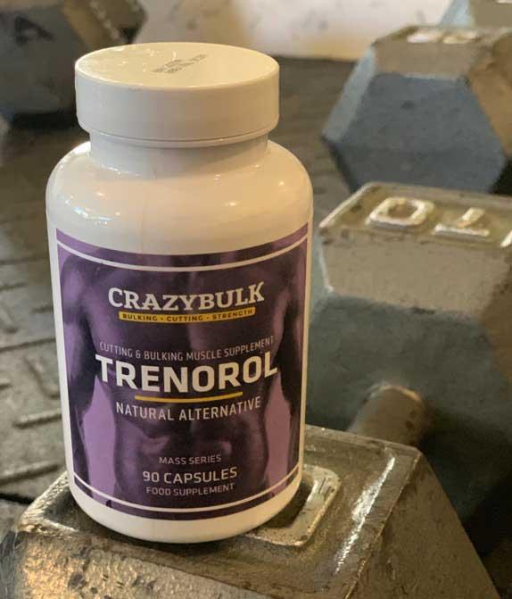 Trenorol Trenbolone Légal